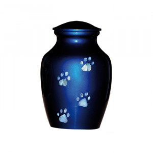 Urne funéraire chien chat - Urne Nacre